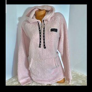 New Pink Sherpa